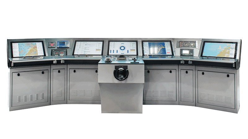 Elcome Integrated Systems IBS INS Bridge Shipboard Solutions