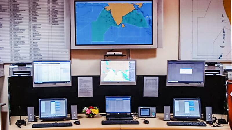 Elcome Integrated Systems Maritime Rescue Coordination Center MRCC