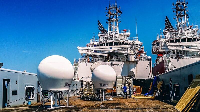 Marine VSAT India