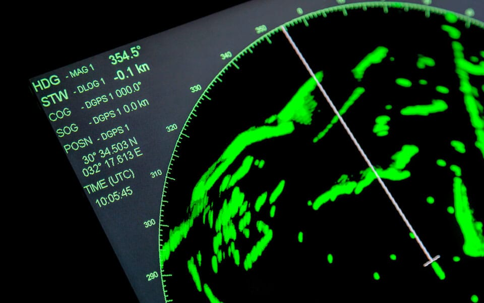 Elcome Integrated Systems Onboard Shipboard Service Radar Repair