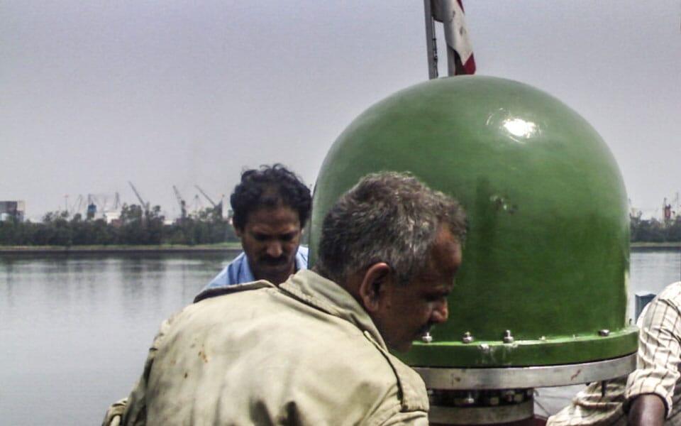 Elcome Integrated Systems Submarine Kilo Class Radar Upgrade