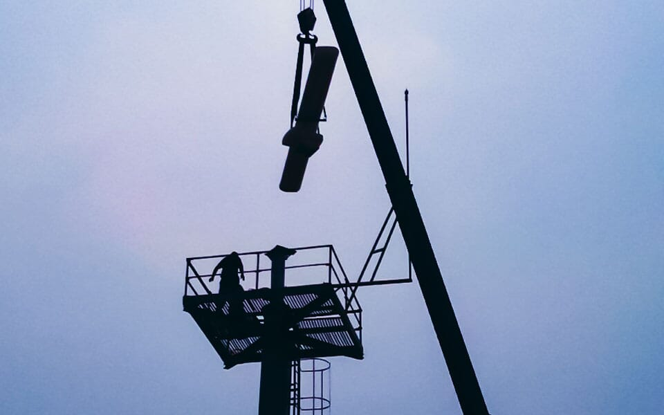 System Upgrade Radar Repair